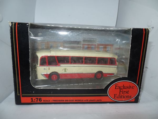 EFE 12109 Harrington Cavalier Coach  Robin Hood Coaches Glasgow  MIB